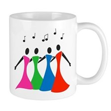 Singing Aloud Mug