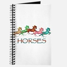 many leaping horses Journal