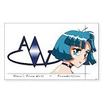 AAW Logo Sticker