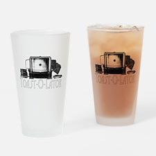 Toast-O-Lator Drinking Glass