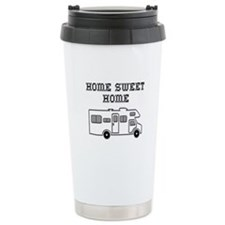Home Sweet Home Mini Motorhome Travel Mug