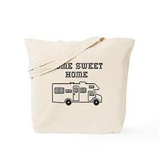 Home Sweet Home Mini Motorhome Tote Bag