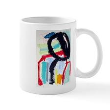 ABSTRACT PAINTING Mug