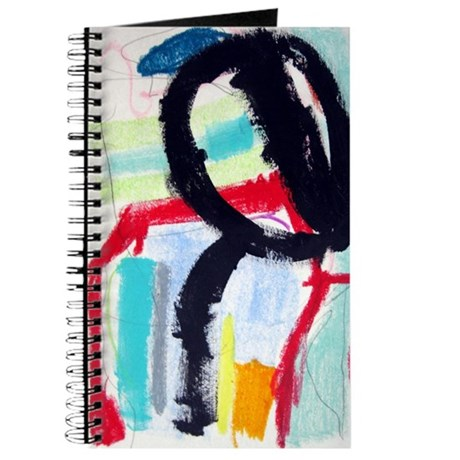 ABSTRACT PAINTING Journal