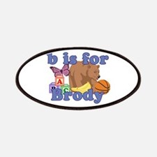 B is for Brody Patches