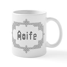 """Celtic Knots Aoife"" Small Mug"