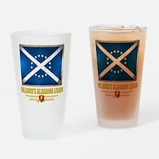 Hilliard's Alabama Legion Pint Glass