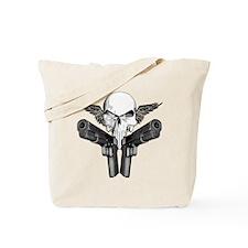 1911 Skull Tote Bag