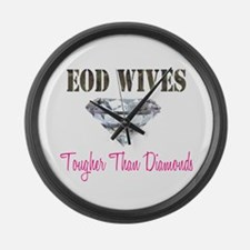 EOD Wives Home and Office Large Wall Clock