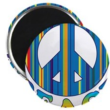 """Cool Peace 2.25"""" Magnet (10 pack)"""