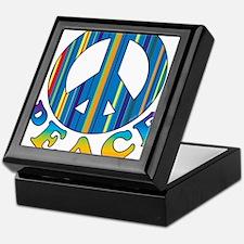 Cool Peace Keepsake Box