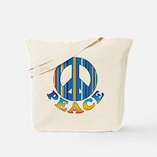 Cool Peace Tote Bag