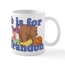 B is for Brandon Mug