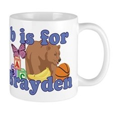 B is for Brayden Mug