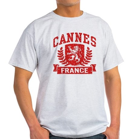 Cannes France Light T-Shirt