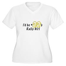 #33's Rally Girl T-Shirt