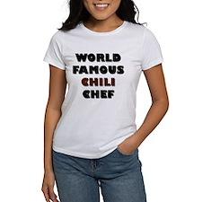 World Famous Chili Chef Tee