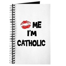 Kiss Me I'm Catholic Journal