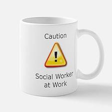 Cute Social work month Mug