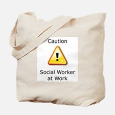 Cool Social work month Tote Bag