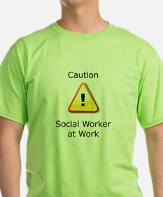 Funny Social work month T-Shirt