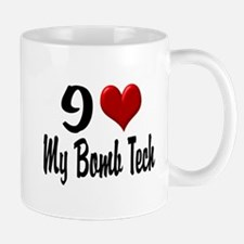 Heart My Bomb Tech Home/Offic Mug