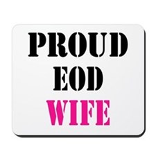 Proud EOD Home/Office Mousepad