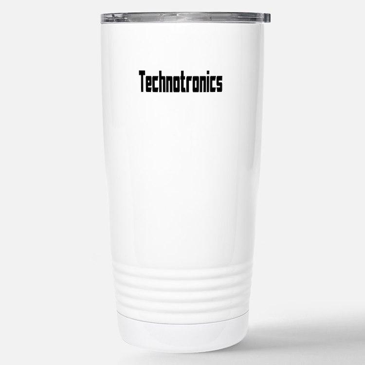 Technotronics Travel Mug