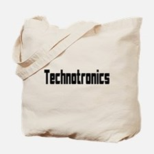 Technotronics Tote Bag