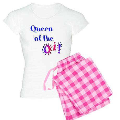 Queen of the Oi! Women's Light Pajamas