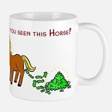 Have you seen this Horse? Mug