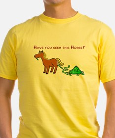 Have you seen this Horse? T
