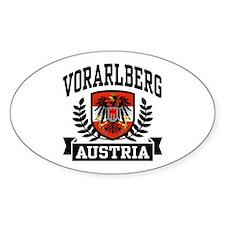 Vorarlberg Austria Decal