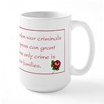 Amnesty Large Mug