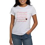 Amnesty Women's T-Shirt