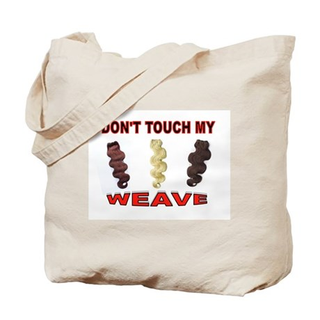 HANDS OFF THE HAIR Tote Bag