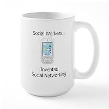 Social Network Mugs