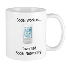 Unique Social work month Mug