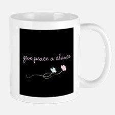Peace Blossoms Mug