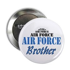 Air Force Brother Button