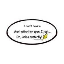 Attention Span Butterfly Patches