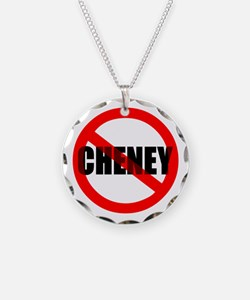 No Cheney Necklace