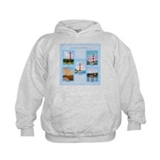 Lighthouses of the Outer Banks Hoodie