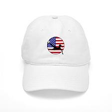 US Women's Soccer Baseball Cap