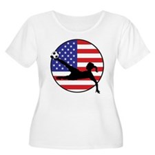 US Women's Soccer T-Shirt