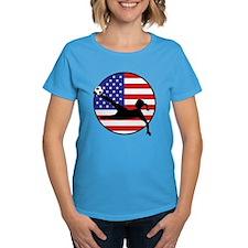 US Women's Soccer Tee