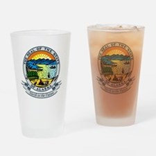 Alaska Seal Pint Glass