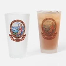 California Seal Pint Glass