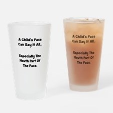 Cute Handy Drinking Glass