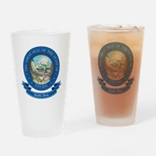 Nevada Seal Drinking Glass